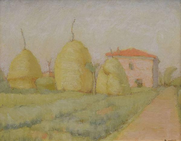 Augusto Betti - Pagliai