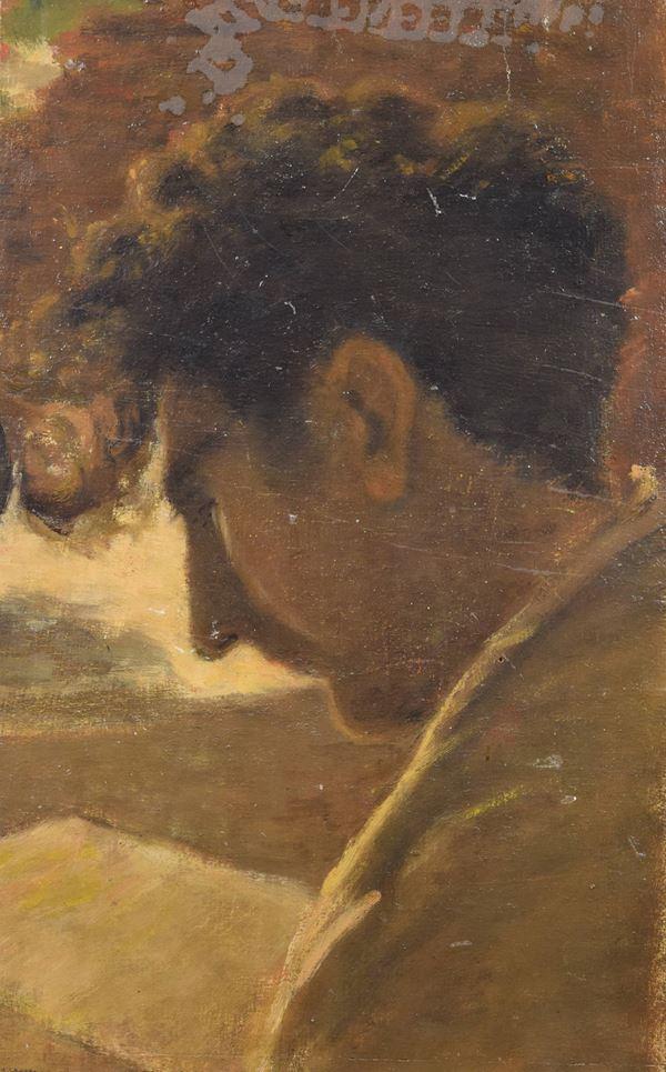 Giuseppe Golfieri - Ritratto di Ennio Golfieri
