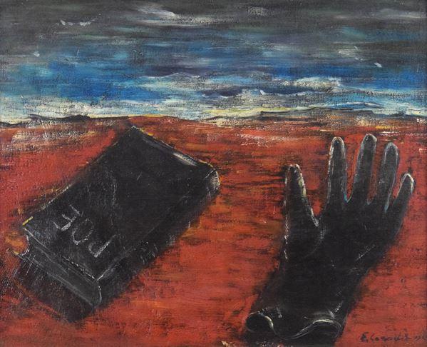 Emilio Casadio - Composizione metafisica