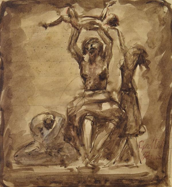"""Riccardo Gatti - """"Il sacrificio"""""""