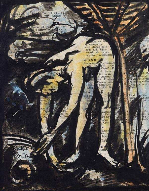 Riccardo Gatti - Nudo femminile