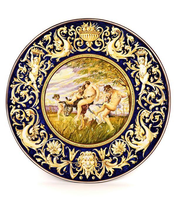 Ferruccio Savini - Grande piatto