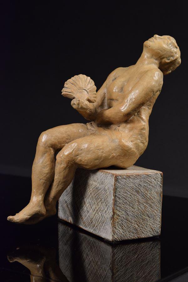 Giovanni Romagnoli - Nudo femminile