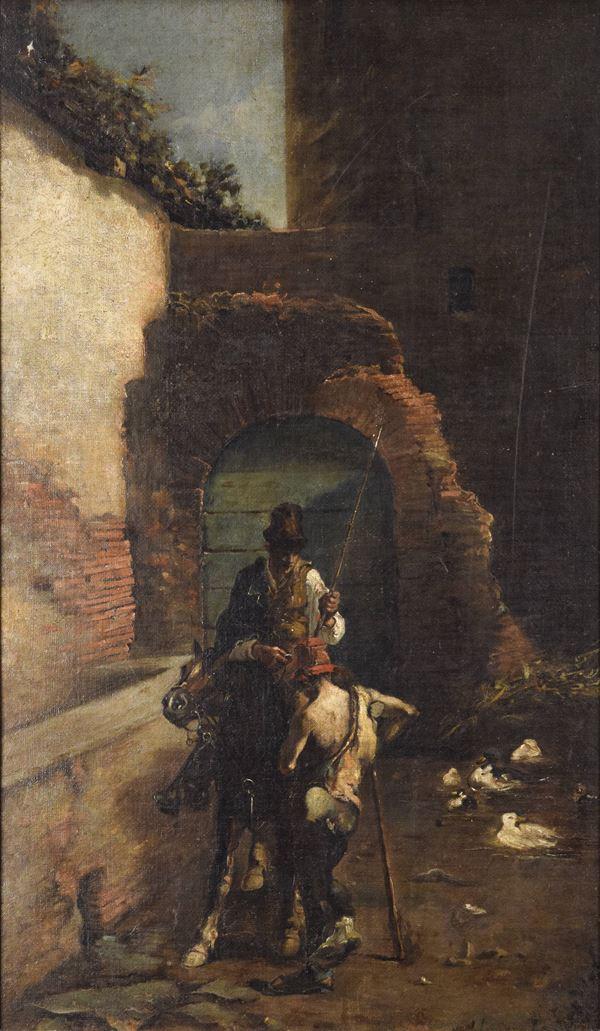 """Giuseppe Raggio - """"La questua"""""""