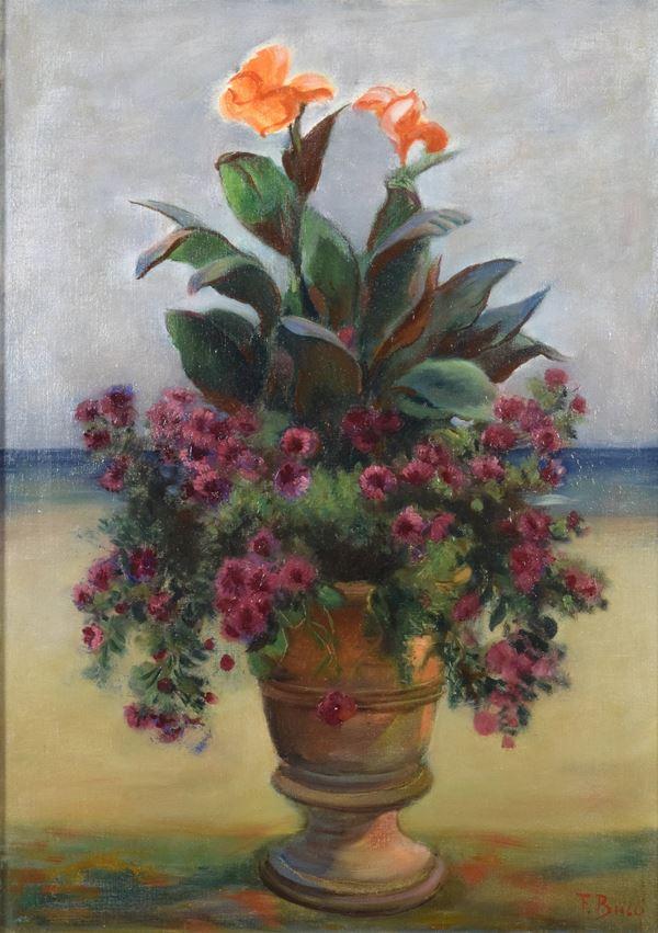 """Fernando Bucci - """"Vaso di fiori"""""""