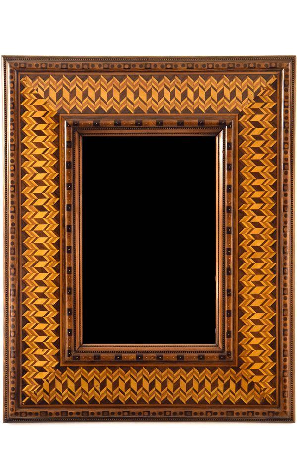 Specchiera, Sorrento, fine XIX secolo