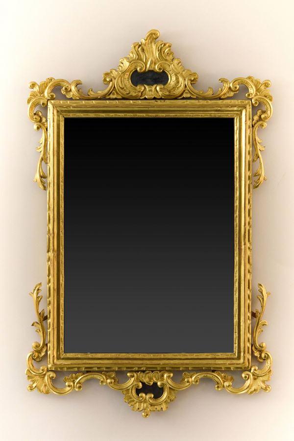 Specchiera, seconda metà del XVIII secolo