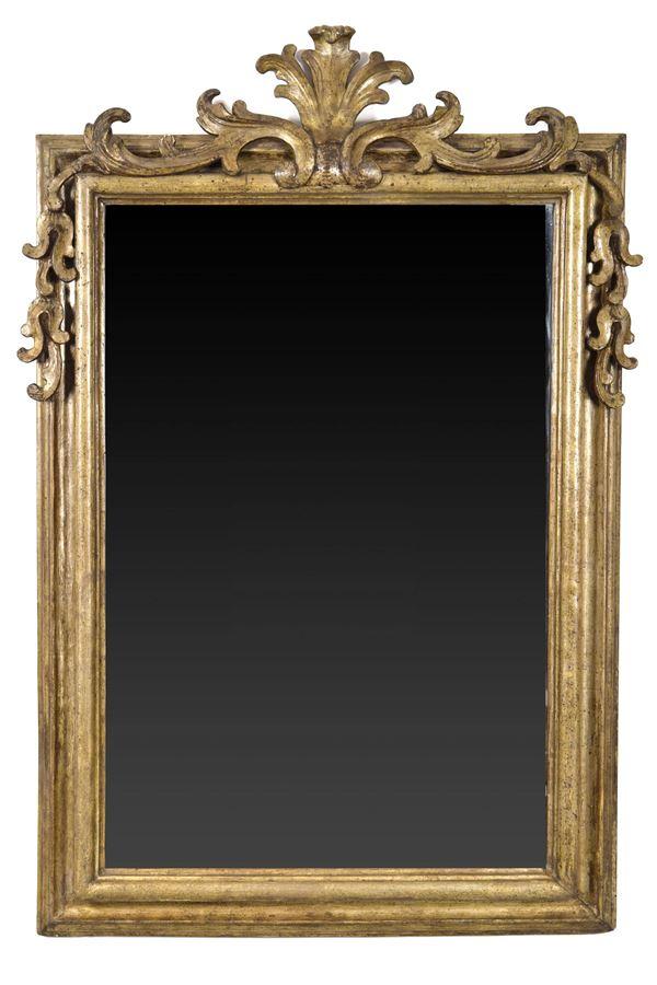 Specchiera, fine XVIII secolo